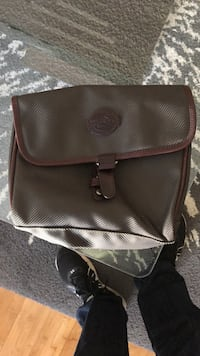 black and brown leather crossbody bag Los Angeles, 91607