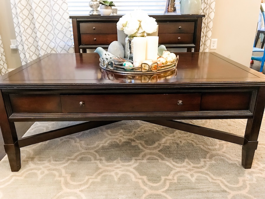 used coffee table and sofa table matching set for sale in lancaster rh tr letgo com