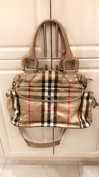 Burberry Diaper Bag Newmarket, L3X 2N5
