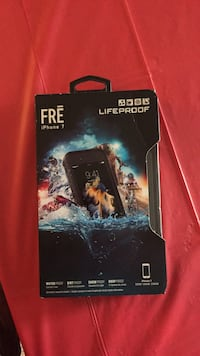 black LifeProof Fre iPhone 7 case box Mountain View, 94043