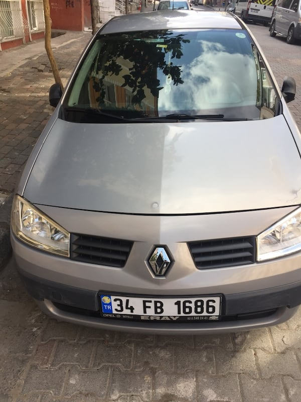 2006 Renault Mégane II 1.5 DCI AUTHENTIQUE 7