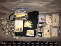 Medela 12 Volt Pump in Style Advanced Breast Pump and Bag + Extras San Jose, 95124