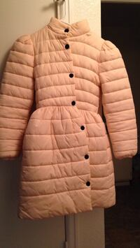 Pink bubble coat Highlands Ranch, 80126