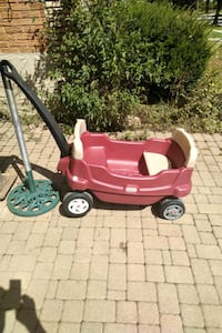 Little Tykes wagon in fair condition  Kitchener, N2M 1S7