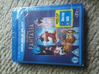 walt disney fantasia blu ray brand new  Surrey, V4N 5T9