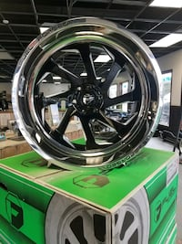 "BRAND NEW FUEL FORGED WHEELS 6 Lug ""WHEELS ONLY"" Lake Charles, 70601"