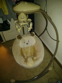 Fisher Price baby swing Dover