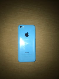 iPhone 5c blue for parts and pieces  3485 km