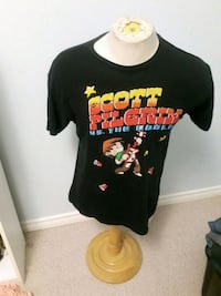 Scott Pilgrim vs. The World T-shirt size L Edmonton, T5H 1K3