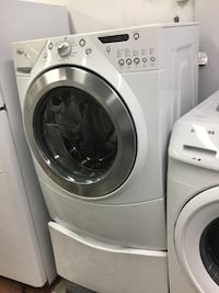 """27"""" WHRILPOOL FRONT LOAD WASHER"""