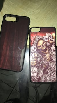 brown and red floral iPhone case San Jose, 95111