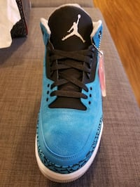 Nike air jordan 3 iii powder blue deadstock size 11