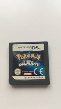 Pokemon version diamant