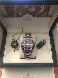 PREOWNED ROLEX SUBMARINER TWO TONE 116613LN 40mm Adelphi, 20783