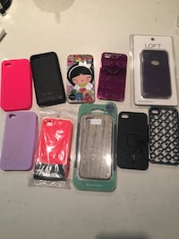 iPhone 4 and 5 phone cases Burnaby, V5C 0H9