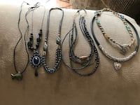6 New necklaces for $10.00 Rimbey, T0C