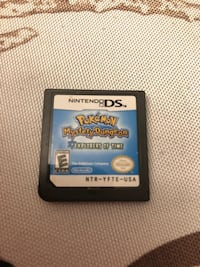 Nintendo DS -Pokemon Mystery Dungeon Burnaby, V5B 2A1