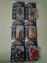 Reboot Action figures 1994 Port Coquitlam