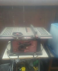 Black and decker 10 inch table saw Union City, 94587