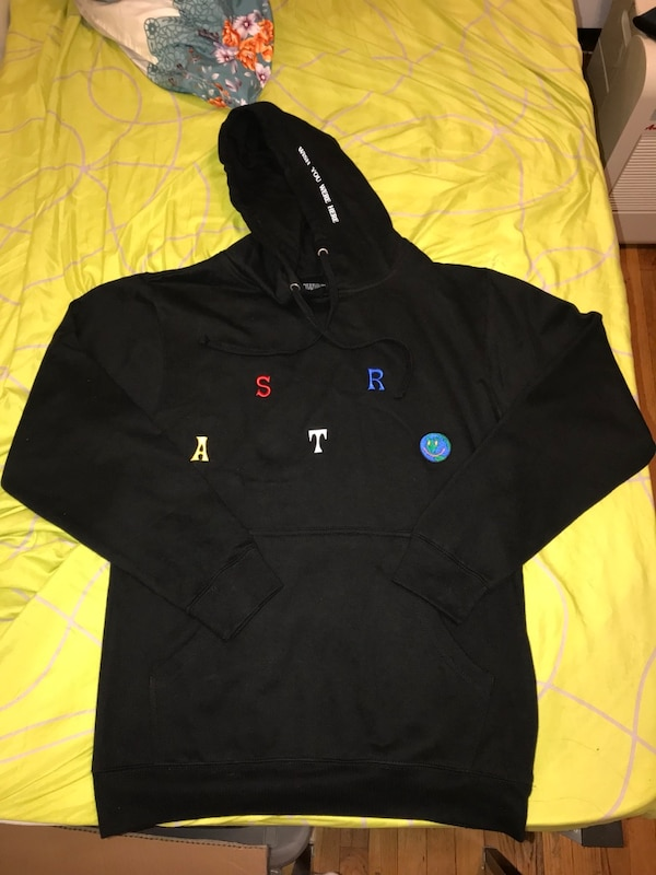 e7ff5677f712 Used Travis Scott AstroWorld Hoodie sz small for sale in New York ...