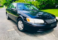 Classic year 2000 Toyota Camry leather sunroof cold Ac Silver Spring
