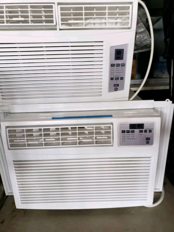 2 window AC units