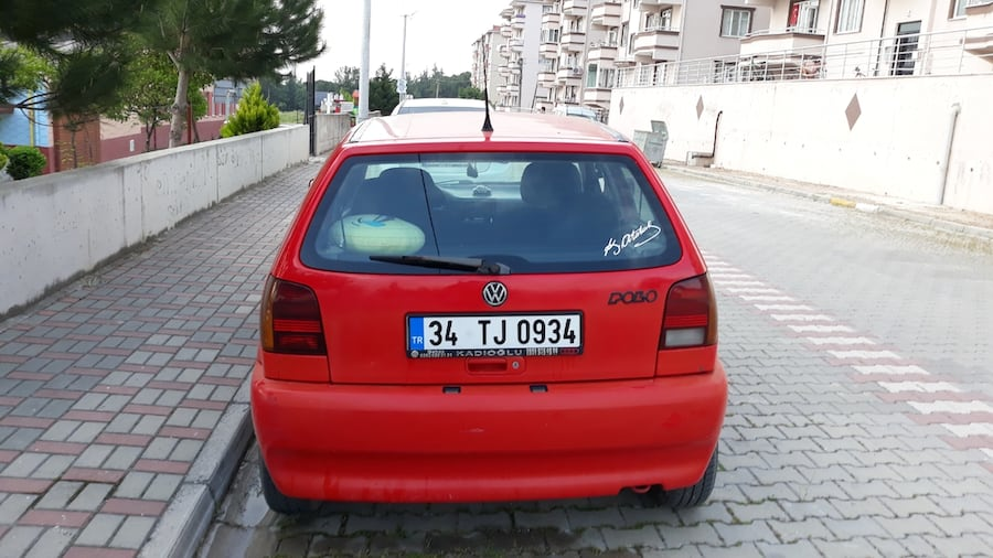1998 Volkswagen Polo 1.6 hb df07cae7-f635-4280-bc0b-387c0a0c66aa