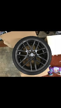 18x10 Wheels and Tires  Knoxville, 37920