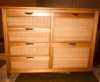 Wooden bed frame / dresser / night stand Fair Lawn, 07410