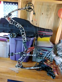 Mathews z3 compound bow