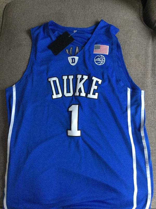 brand new d9637 1a640 Zion Williamson XL (2) stitched Duke Jersey