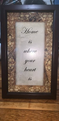 Picture frame art