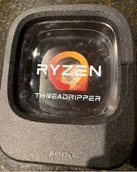 AMD Ryzen Threadripper 1920X (12-core/24-thread) Desktop Processor (YD192XA8AEWO) Washington, 20009