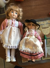 doll in pink and white dress Taylorsville, 84123