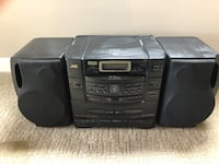 JVC Boom Box with Remote Chantilly, 20152