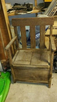 """""""OLD"""" potty chair"""