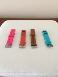 Fitbit Charge 2 FOUR (4) Bands =) Best Offer j12r7