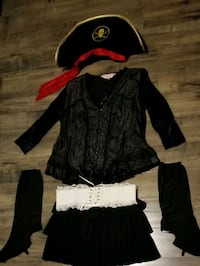 Halloween Costume Brand New Pirate