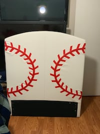 Set of Baseball headboards new never slept in  West Valley City, 84120