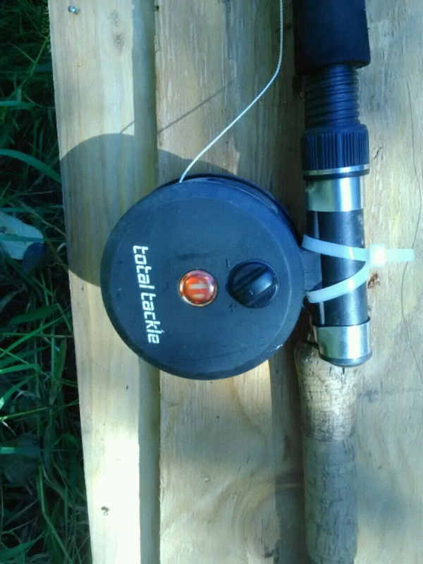 Fly reel n rod