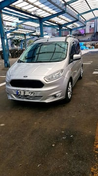 Ford - Courier - 2015 Barbaros Hayrettinpaşa Mahallesi, 34250