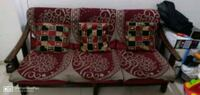 red and black floral sofa Navi Mumbai, 410210