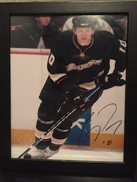 Corey Perry signed/framed Laguna Hills, 92653