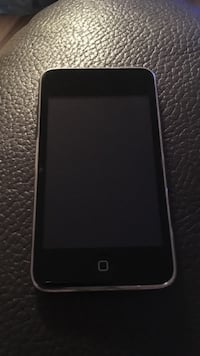 black iPod touch 32G