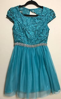 Blue Formal, Homecoming, or Prom Dress Diberville, 39540