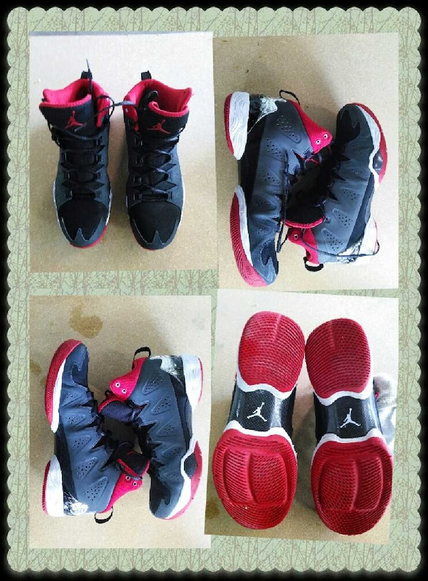 7e8a934d730f Used air max are new red jordans used twice used jordan for sale in ...