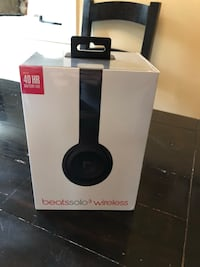 Beats by dr.dre Solo3 On Ear Wireless Headphones Surrey, V3S 4L2