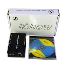 New Version iShow V3.0 Powerful Laser Light Show USB software