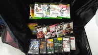 Original Xbox and PS2 games