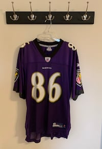 Todd Heap Authentic Baltimore Ravens Jersey
